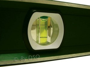 "48"" 1220mm Box Beam Spirit Level with Shock Absorbing End Caps WY013"