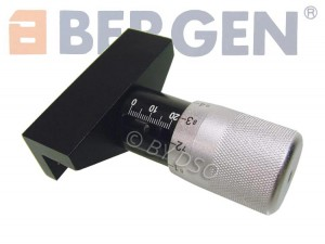 universal Tension Gauge for Cam belts