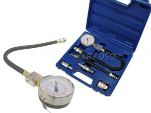 Hilka Petrol Engine Compression Tester Kit HIL85420002
