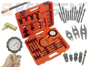 BERGEN Professional Comprehensive Master Compression Kit for Petrol and Diesel Engines BER5251